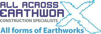 Construction industry customer Earthworx logo