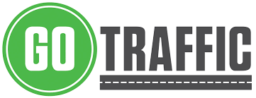 Go Traffic logo