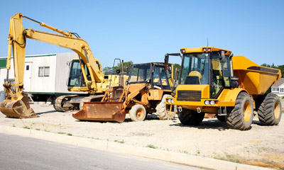 fleet management for plant and machinery hire industry improves operations